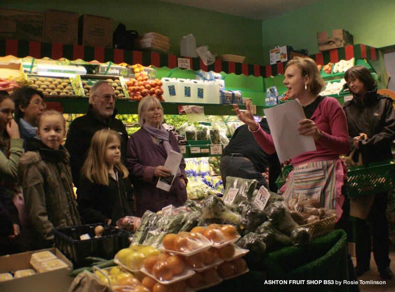 TRADING LOCAL - Ashton Fruit Shop BS3