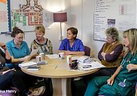 Writing workshop A&E Frenchay Feb 14 Pic Zuleika Henry.jpg