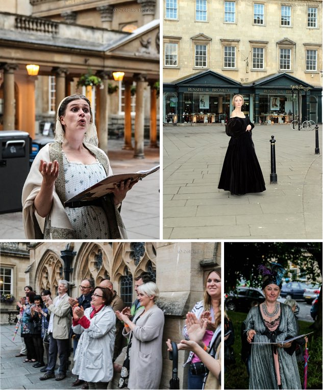 Photos from Frankenstein in Bath performances