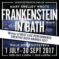 Frankenstein in Bath, Back for 2017