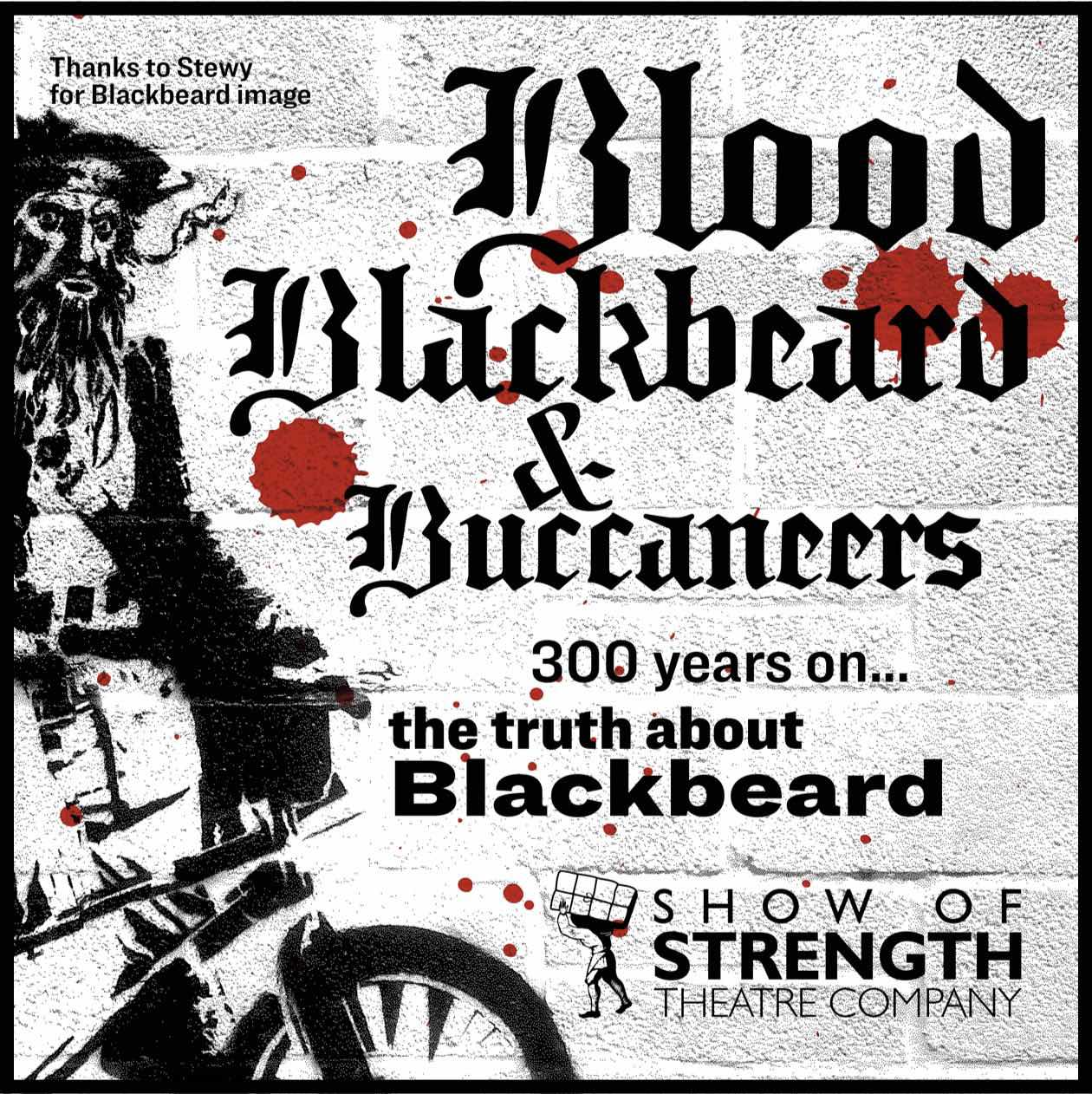 Blood, Blackbeard and Buccaneers
