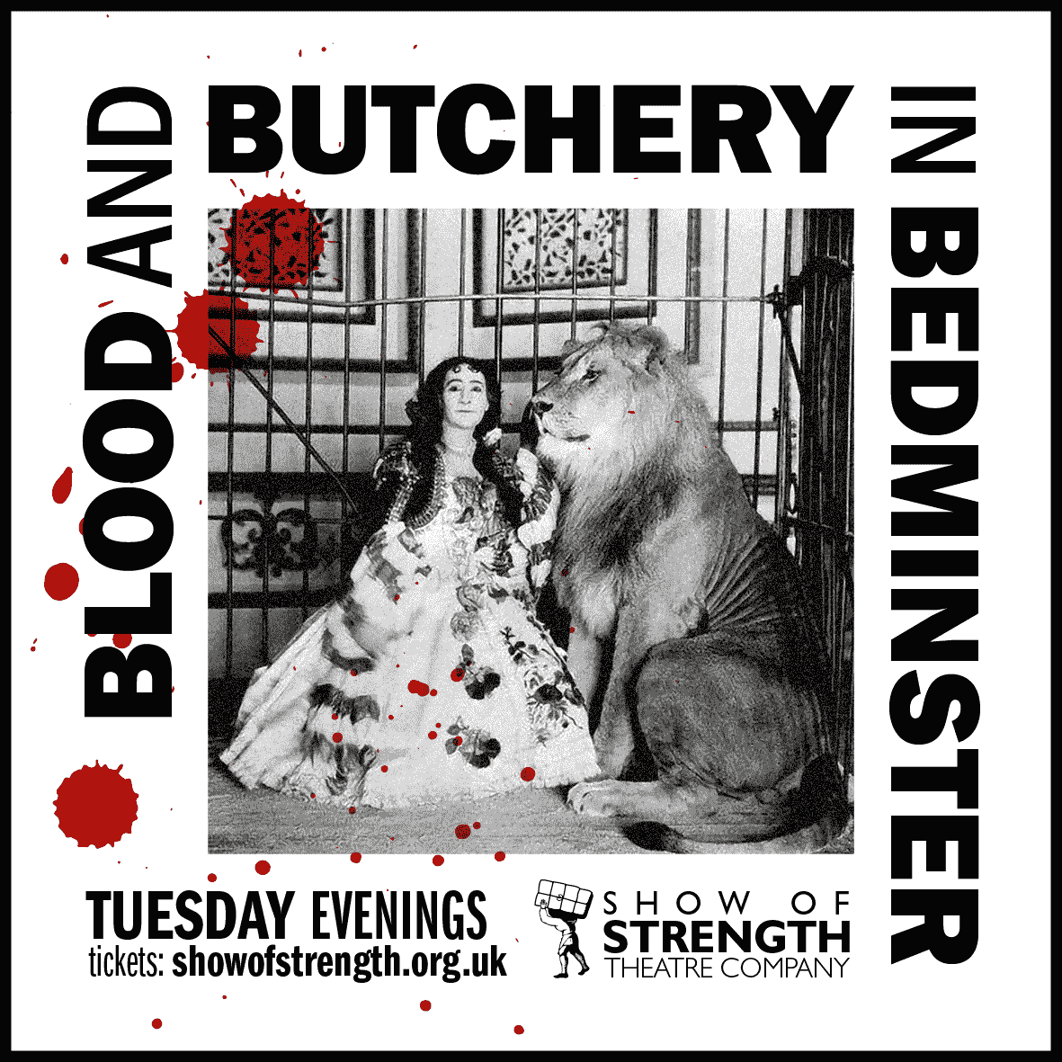 Blood and Butchery in Bedminster, Tuesday evenings